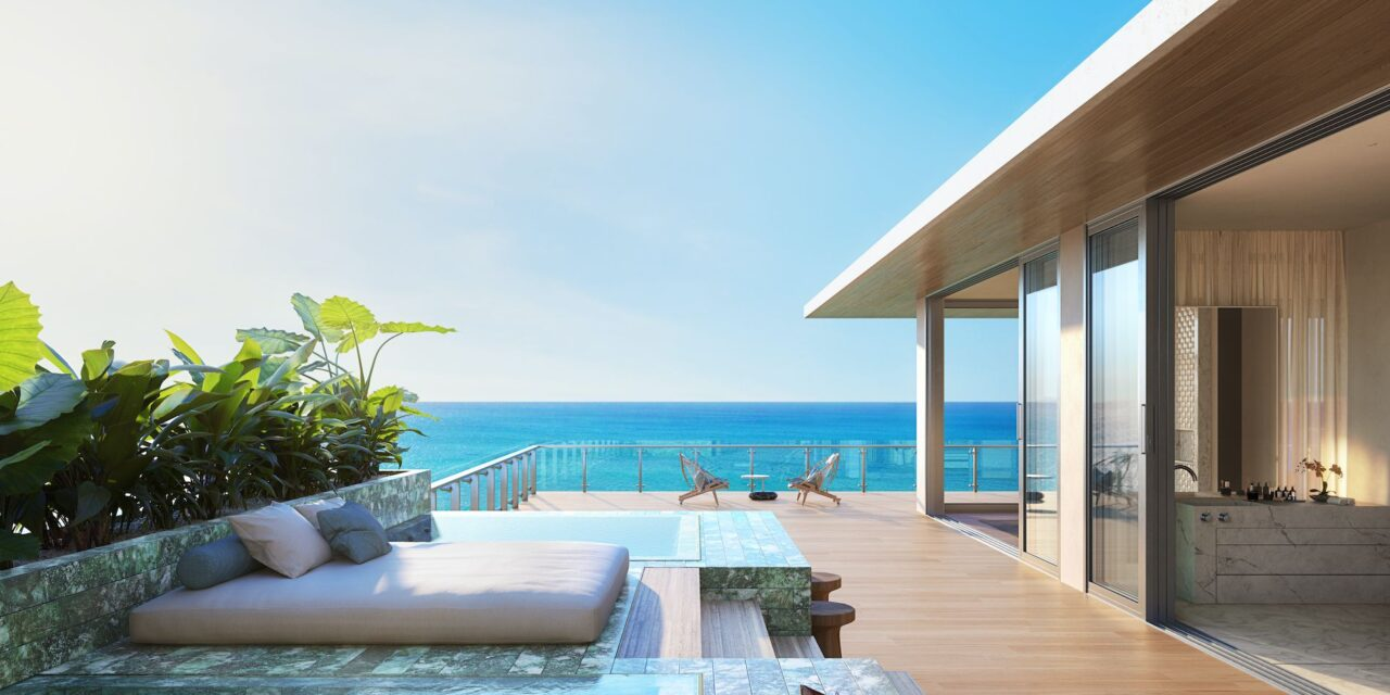 Life at the Top: Four of Miami's Most Surreal Spaces That Will Offer You Spacious Living and a Scenic Ocean View