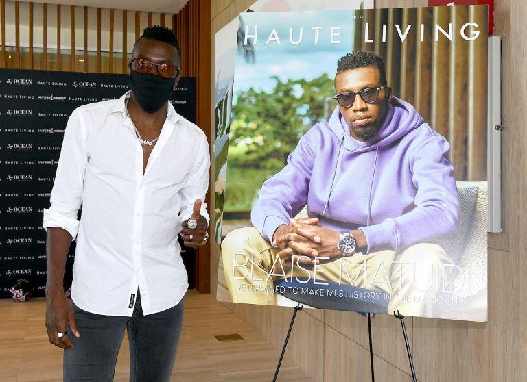Haute Living Miami Celebrates Blaise Matuidi Cover At 57 Ocean With Ulysse Nardin